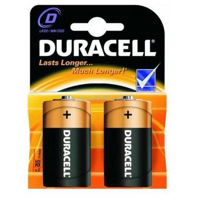 Duracell D Büyük Pil 035.503.011 Pil / Şarj Cihazı