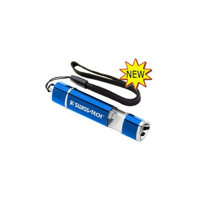 Swisstech Mini-stretch Led Flashlight St50100 Fener & Ampul