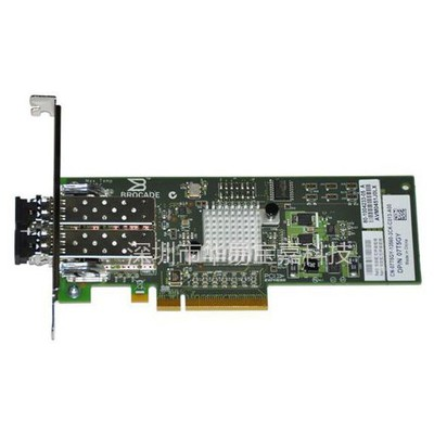 Dell 110bcade8g2-hba-lp Brocade 825 Dual-port 8 Gbps Fc Host Bus Adapter, Low Profile - Kit Sunucu Aksesuarları