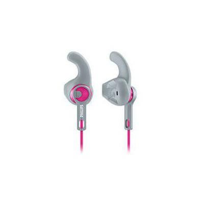 Philips Shq1300pk/00 Sports Kulaklık Pembe Kulak İçi Kulaklık