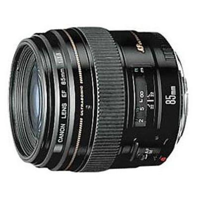 Canon 4960999212906 LENS EF85MM F1.8 USM Lens