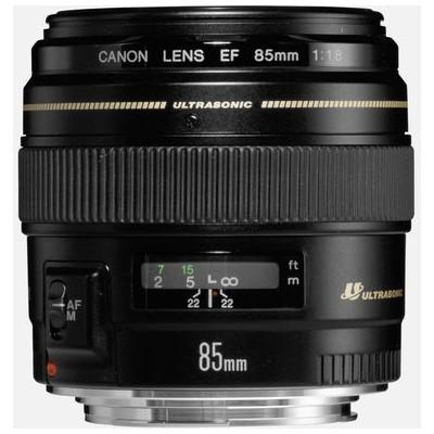 Canon Lens EF 85mm f-1.8 USM