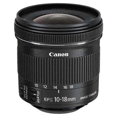 Canon Ef-s 10-18mm F4,5-5,6 Is Stm Lens
