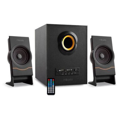 Mikado MD-1700 2+1 Multimedia Speaker