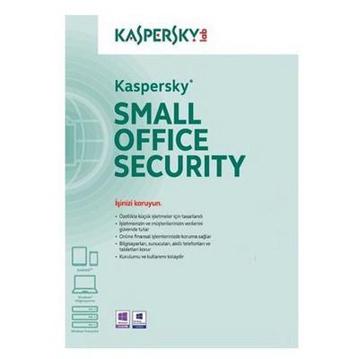 Kaspersky 5060037892028 Sof Kaspersky Small Off4 1s+5k(+5k Md)1y Güvenlik Yazılımı