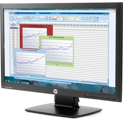 "HP K7X30AA ProDisplay P222va 21.5"" LED Monitör"