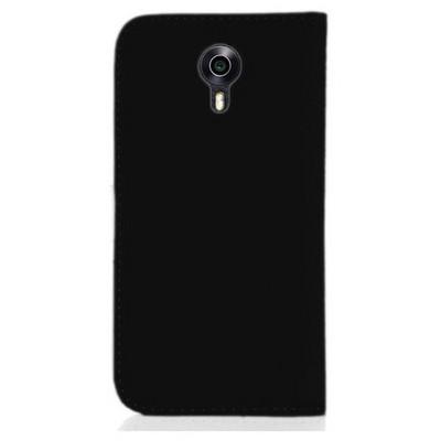 Microsonic General Mobile Android One 4g Cüzdanlı Deri Kılıf Siyah Cep Telefonu Kılıfı