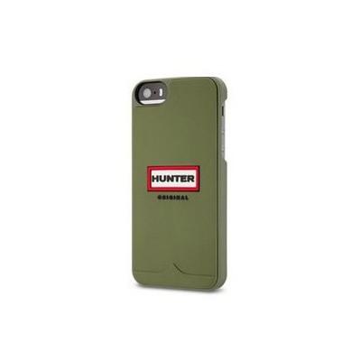 Contour Hunter Moustache Iphone 5 Kılıfı-yeşil Cep Telefonu Kılıfı