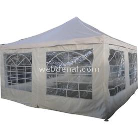 Andoutdoor Party Gazebo 400x400 Cm 1034 Tente / Şemsiye