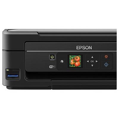 Epson L455 Çok Fonksiyonlu Mürekkep Püskürtmeli Yazıcı