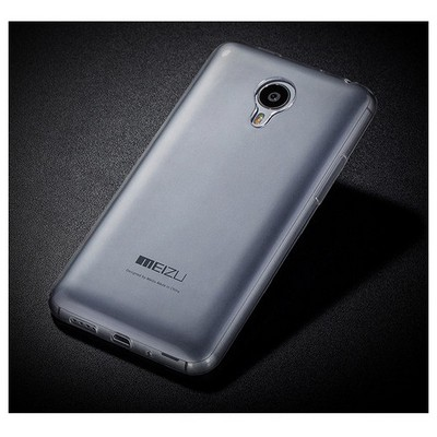 Microsonic Meizu Mx4 Clear Soft Şeffaf Kılıf Cep Telefonu Kılıfı