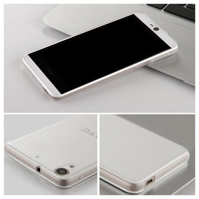 Microsonic Htc Desire 626 Clear Soft Şeffaf Kılıf Cep Telefonu Kılıfı