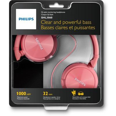 Philips Kulaklıklar SHL3060PK/00 Kafa Bantlı Kulaklık