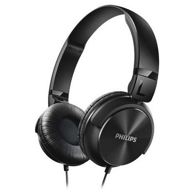 Philips Shl3060bk/00 Kulaküstü Kulaklık Siyah Kafa Bantlı Kulaklık