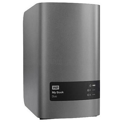 WD My Book Duo 6TB Western Digital BLWE0060JCH-ESSN USB 3.0 Taşınabilir Disk