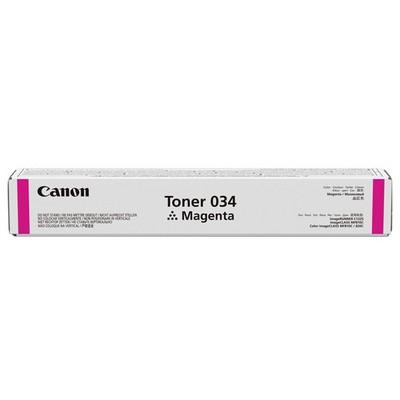 Canon 034 Magenta  - 9452b001 Toner