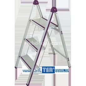 Gazzella Upm 243 Upn Up Alüminyum 3 Basamaklı Merdiven