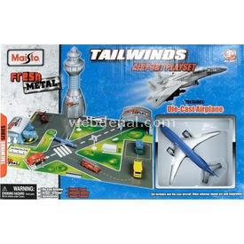 Maisto Tailwinds Havaalanı Oyun Seti Erkek Çocuk Oyuncakları