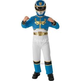 Rubies Power Rangers Mavi Çocuk Kostümü 7-8 Yaş Kostüm & Aksesuar