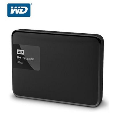 WD 2TB My Passport Ultra WDBBKD0020BBK Taşınabilir Disk