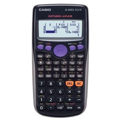 Casio Fx-82es Plus 252 Fonksiyon Bilimsel Hesap Makinesi