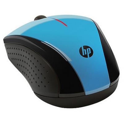 HP X3000 Kablosuz Mouse - Mavi (K5D27AA)