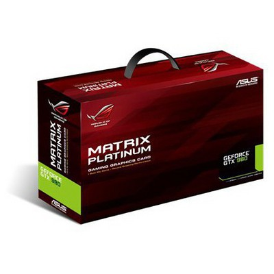 Asus GeForce GTX 980 4G ROG Matrix Ekran Kartı