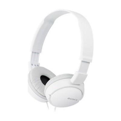 Sony Mdrzx110w.ae Kafabantlı Kulaklık Beyaz Kafa Bantlı Kulaklık