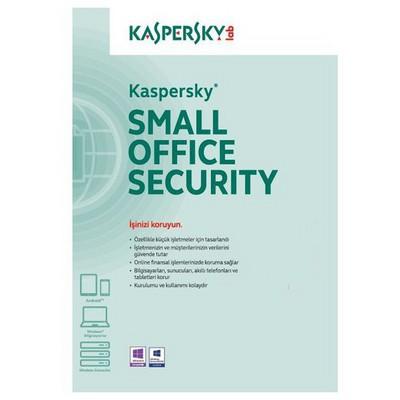 Kaspersky 5060037892073 Kaspersky Small Off4 2s+15k(+15md)3y Güvenlik Yazılımı