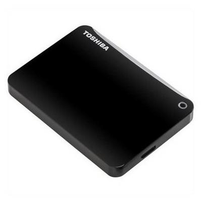 Toshiba 1TB Canvio Connect II Taşınabilir Disk (HDTC810EK3AA)