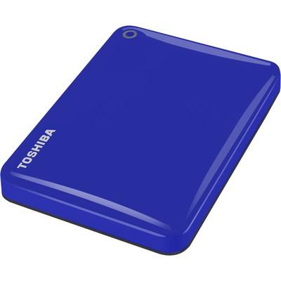 Toshiba  1TB Canvio Connect II Taşınabilir Disk (HDTC810EL3AA)