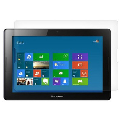 Microsonic Lenovo A7600 A10-70 Ekran Koruyucu Şeffaf Film Tablet Kılıfı