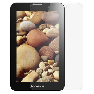 Microsonic Lenovo Ideatab A3000 7'' Ekran Koruyucu Şeffaf Film Tablet Kılıfı