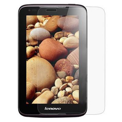 Microsonic Lenovo Ideatab A1000 7'' Ekran Koruyucu Şeffaf Film Tablet Kılıfı