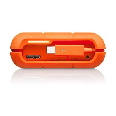 LaCie 4tb Rugged Usb3.0 Thunderbolt Raıd Wıth Tb Cable External 9000601 Taşınabilir Disk