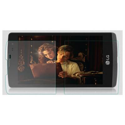 Microsonic Lg Leon Temperli Cam Ekran Koruyucu Kırılmaz Film Ekran Koruyucu Film