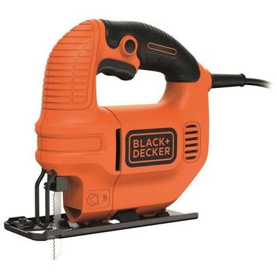 Black & Decker Ks501 400w Kompakt Dekupaj Testere