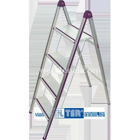 Gazzella Upm 244 Upn Up Alüminyum 4 Basamaklı Merdiven