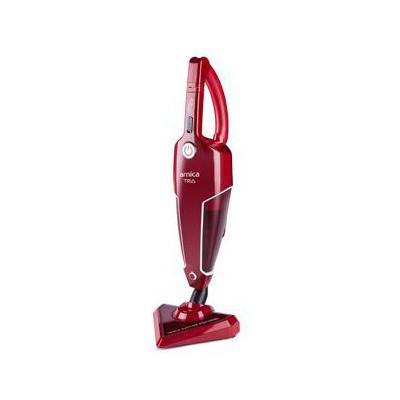 Arnica Tria Dik Elektrikli Süpürge - Kırmızı