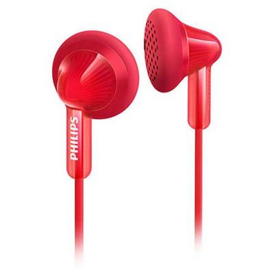 Philips She3010rd/00 Kırmızı Kulakiçi Kulak İçi Kulaklık