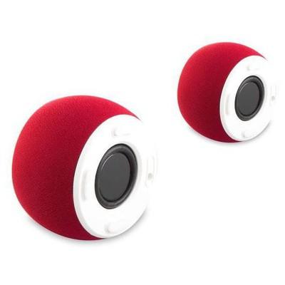 Mikado MD-150 2.0 USB Speaker - Kırmızı