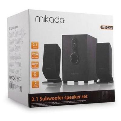 Mikado MD-2200 2+1 Speaker