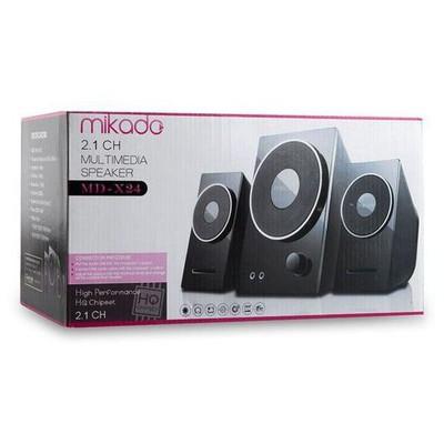 Mikado MD-X24 2+1 Speaker