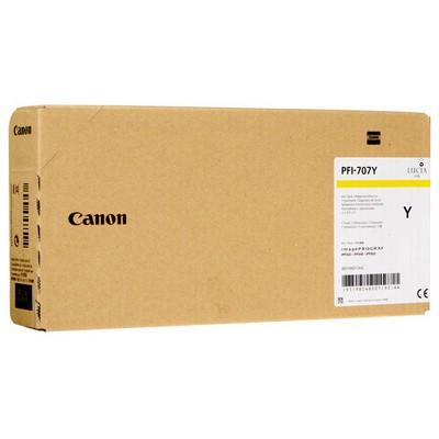 Canon 9824b001 Pfı-707y Sarı  (700 Ml)ıpf 830/ıpf 840/ıpf 850 Kartuş