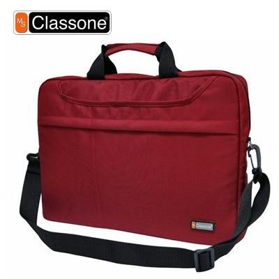 """Classone TL2562 TopLoading 15.6"""" Laptop Çantası - Kırmızı"""