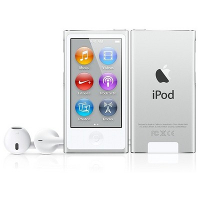 Apple iPod nano 16GB - Uzay Grisi (MKN52TZ/A)