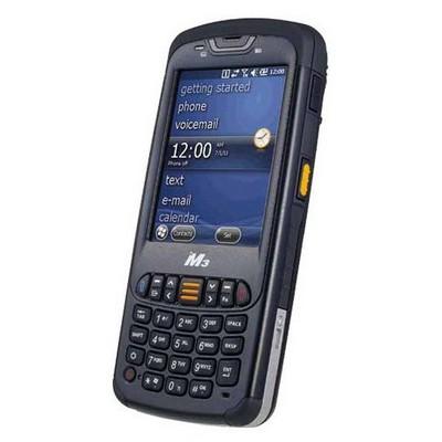 M3 Mobile Black 3g Wifi El Terminali Gps Wm 6.5 Barkod Okuyucu