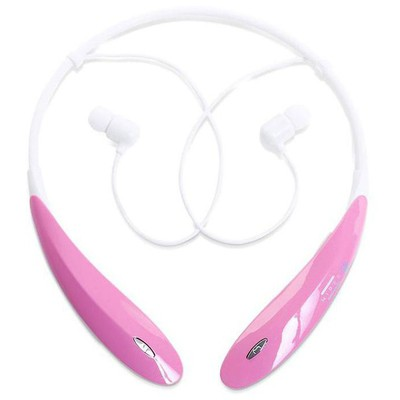 Hiper B32P Pembe Bluetooth Kulaklık