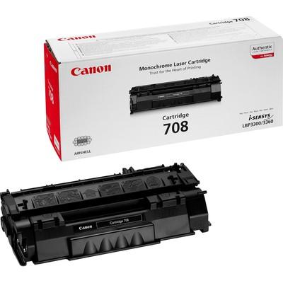 Canon Crg-708 Toner K. (2,5k) 0266b002 Kartuş