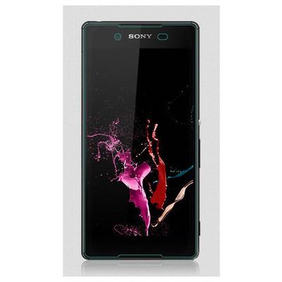 Microsonic Sony Xperia Z3+ Plus Temperli Cam Ekran Koruyucu Ön + Arka Ekran Koruyucu Film